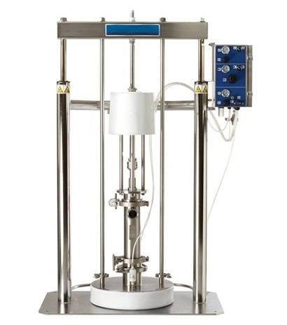 Dépoteur de fûts à pompe à pistons ou à membrane