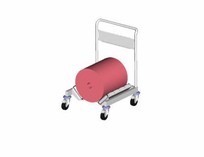 Chariot bobine