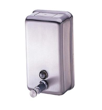 Distribution de savon inox