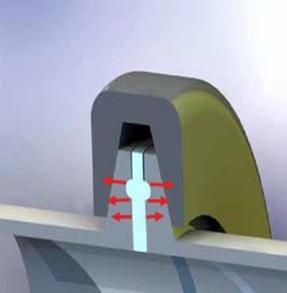 Joints en gylon pro